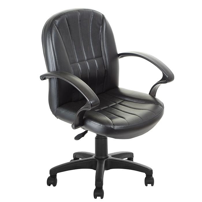 皮面電腦椅